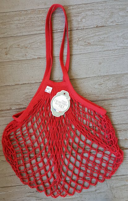 FILT String Bag (Red)