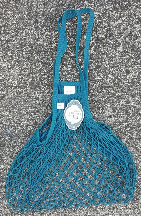 FILT String Bag (Teal)