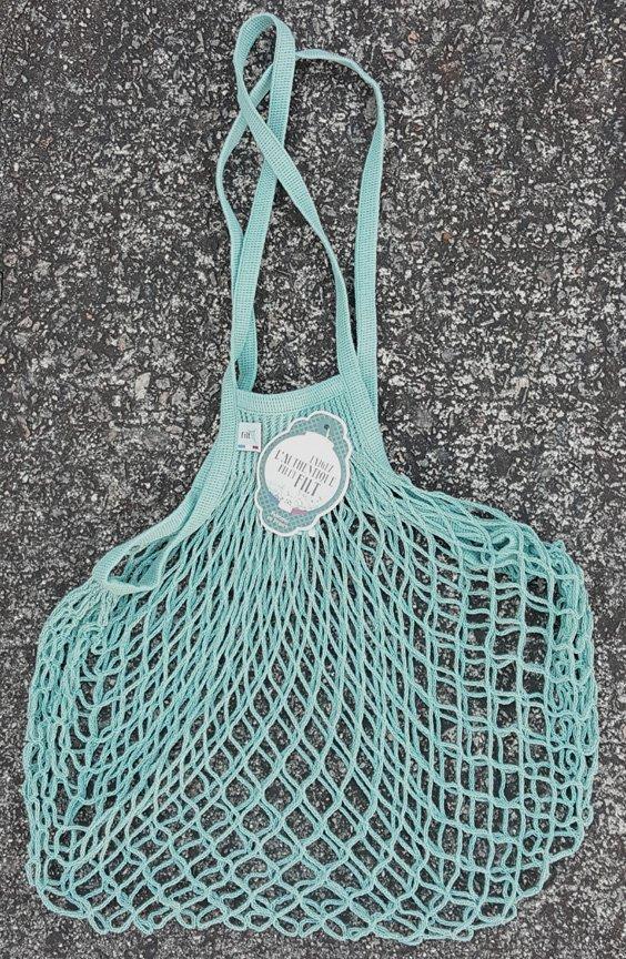 FILT String Bag (Turquoise)
