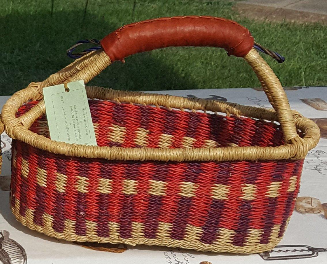 Ghana Bread Basket #029