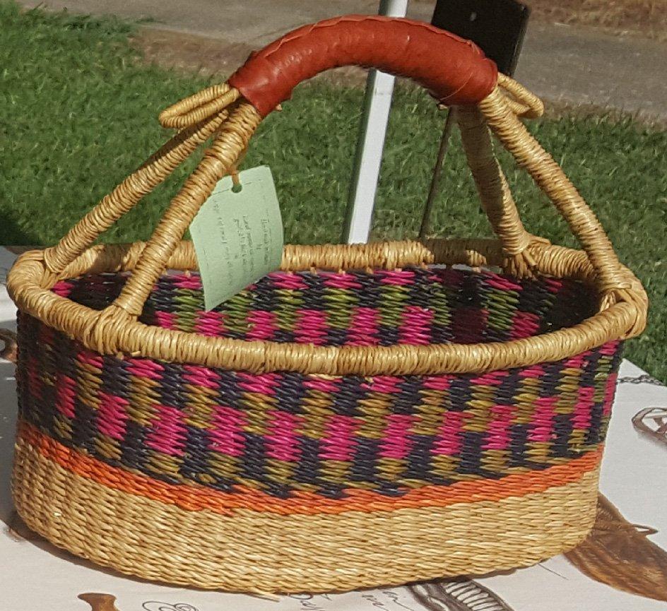 Ghana Bread Basket #030