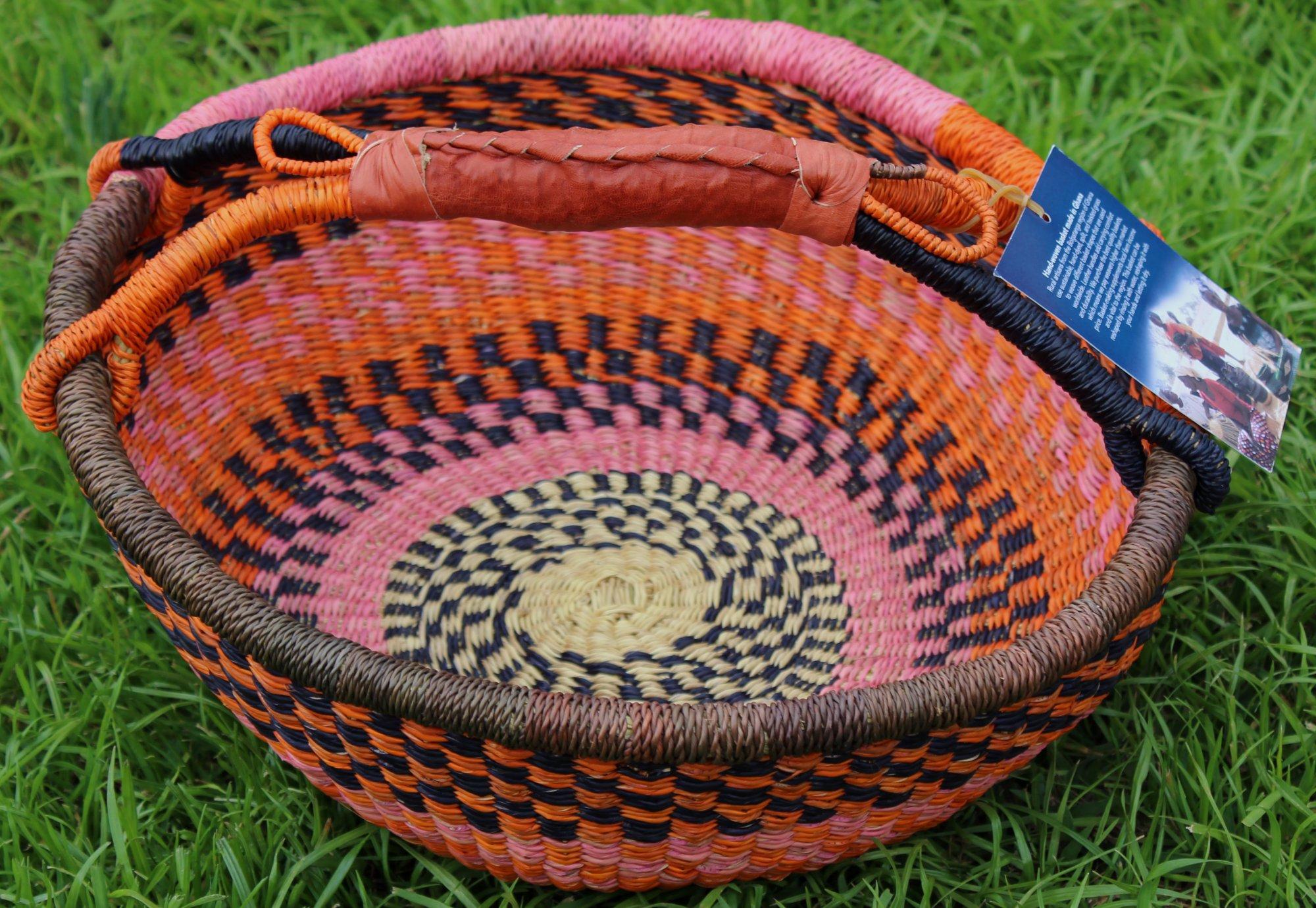 Ghana Pie Basket #016