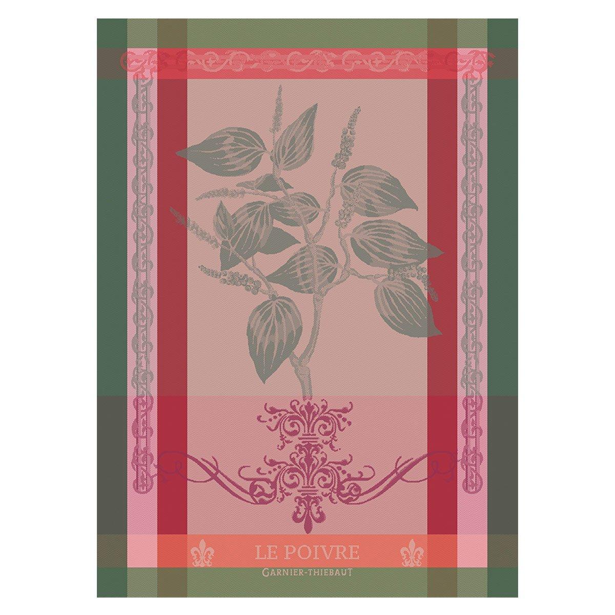 Garnier-Thiebaut Peppercorn Towel