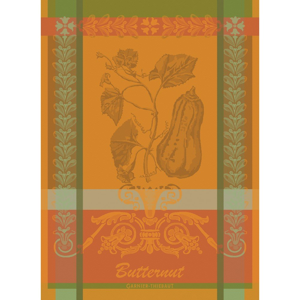 Garnier-Thiebaut Butternut Tea Towel