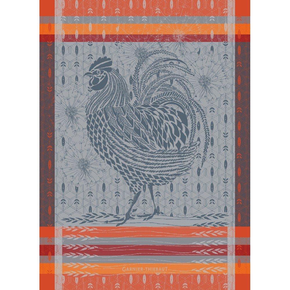 Garnier-Thiebaut French Cockerel Towel