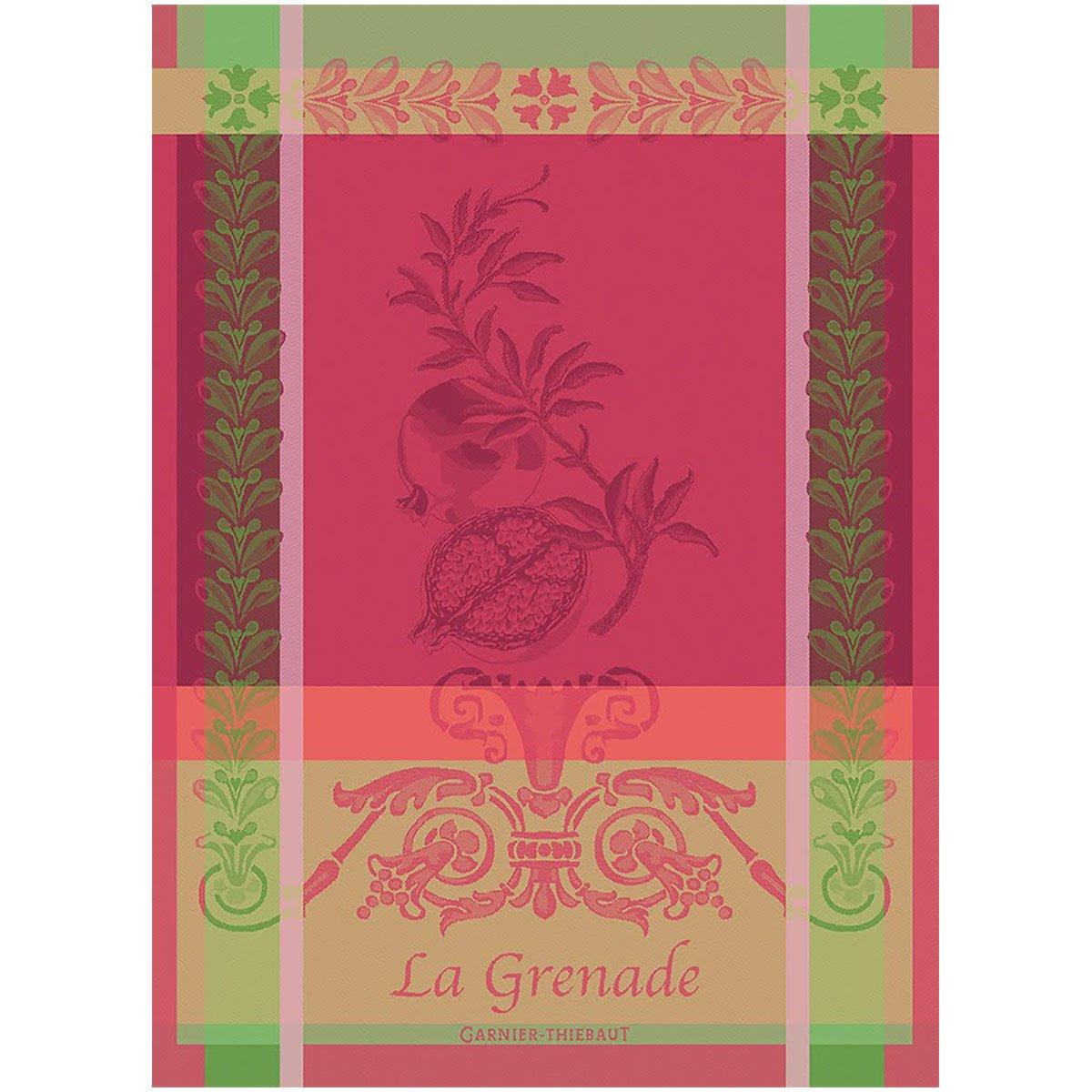 Garnier-Thiebaut Pomegranate Towel