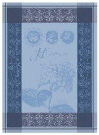 Garnier-Thiebaut Tea Towel Hydrangea