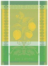Garnier-Thiebaut lemon tea towel