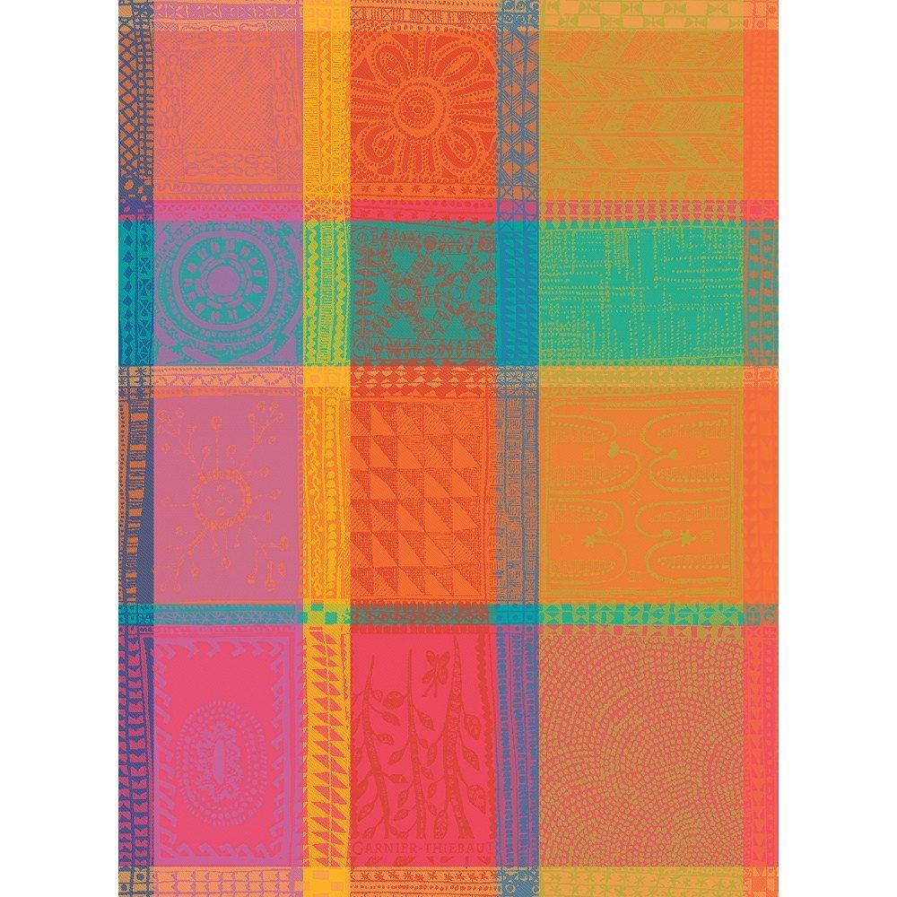 Garnier-Thiebaut Colorful Tea towel