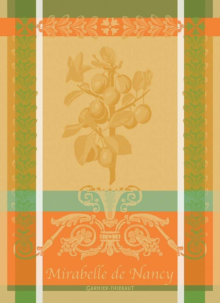 Garnier-Thiebaut Mirabelle Plum Towel