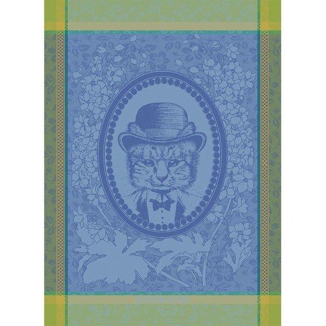 Garnier-Thiebaut Monsieur Chat Towel