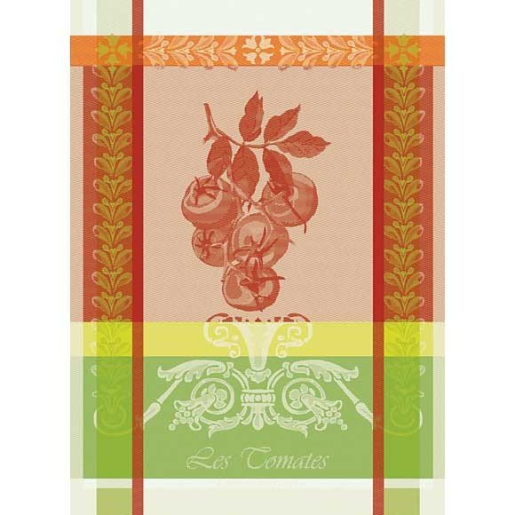 Garnier-Thiebaut Tea Towel Tomato