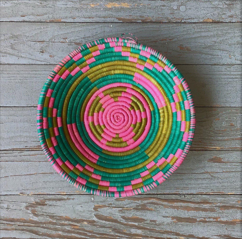 Uganda Basket Small #007