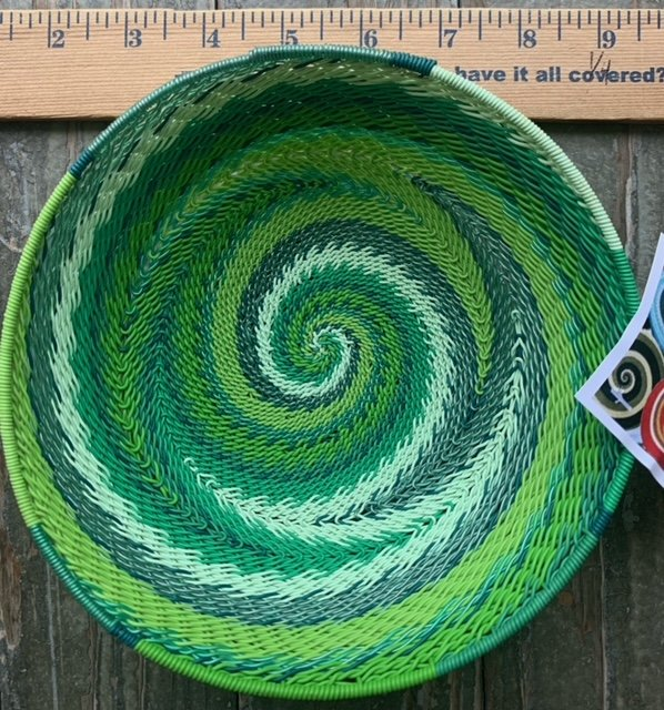 6.5 Telephone Wire Basket #066