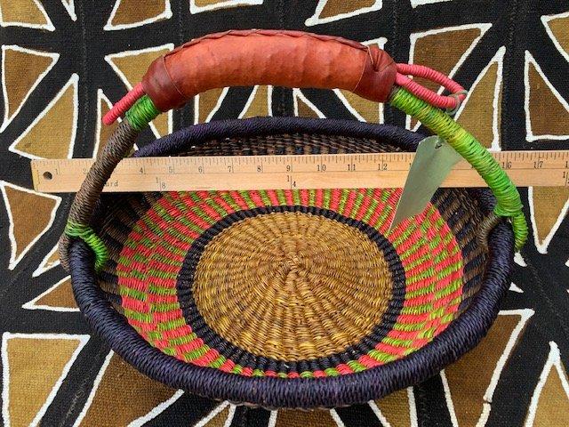 Ghana Pie Basket #017