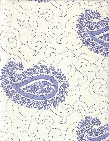 Souleiado Indian Garden 94-inch Wide fabric
