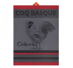 Jean Vier Hand Towel Rooster