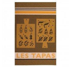 Jean Vier Tapas tea towel