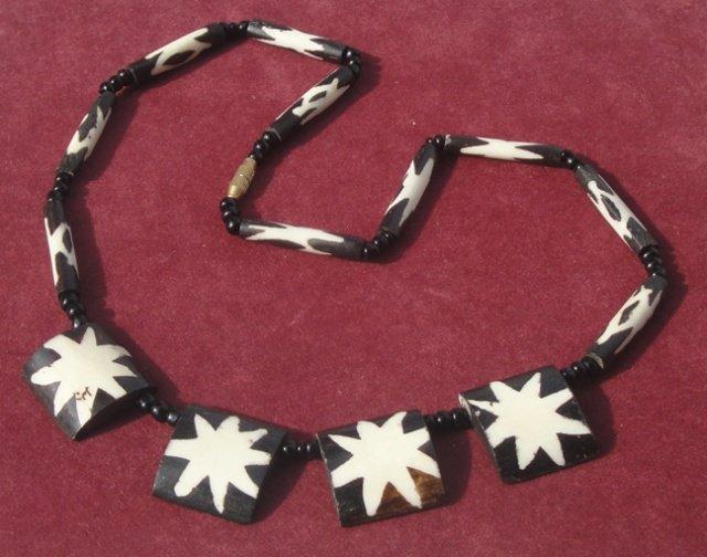 Ghana necklace #3