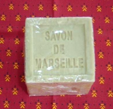 Savon de Marseille - olive
