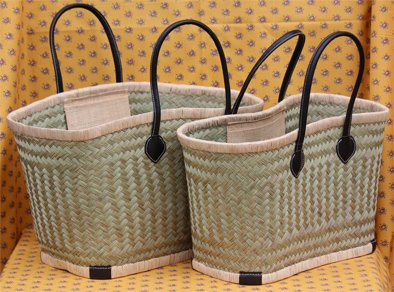 Madagascar Basket - Natural
