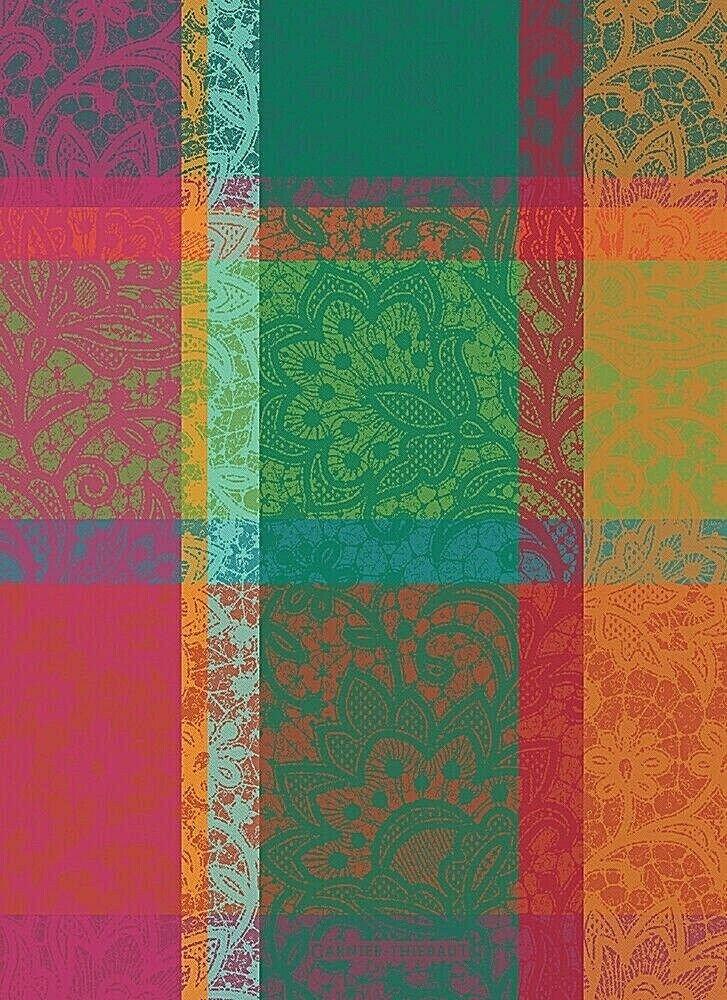 Garnier-Thiebaut Colorful Tea towel 2