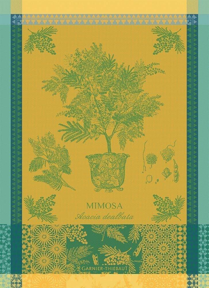 Garnier-Thiebaut Potted Mimosa Tree Towel