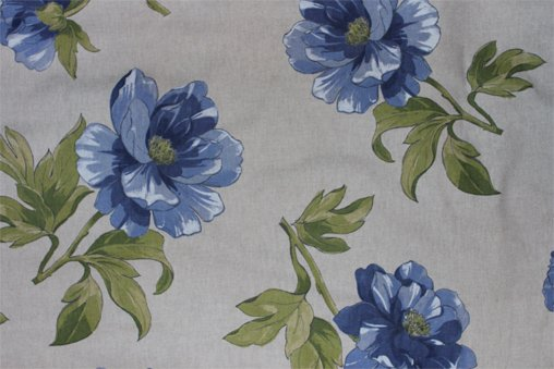 French Peony Fabric #003