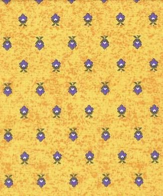 Sunflower Napkin (Yellow & Blue)