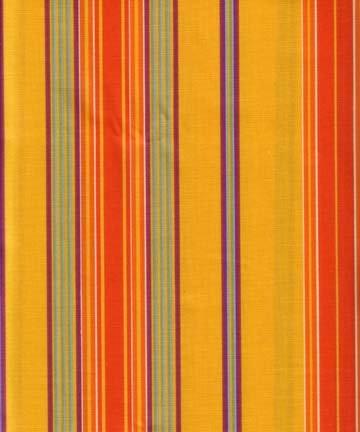 French stripe acrylic coated fabric