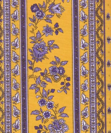 Printed Cotton Fabric (Provence and other)