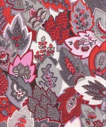 French Fuji fabric (Gray) #516