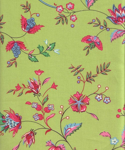 Printed Cotton Fabric Provence And Other