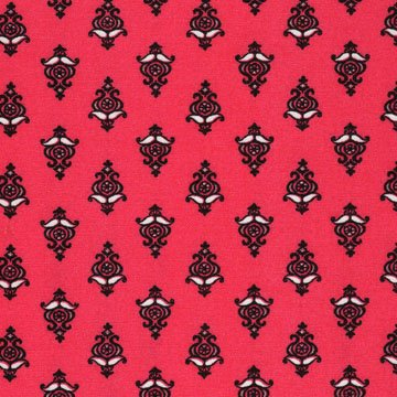 French Esparron red fabric #554