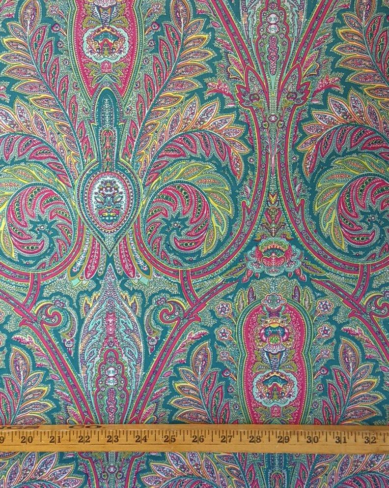 Valdrome Cachemire fabric #599