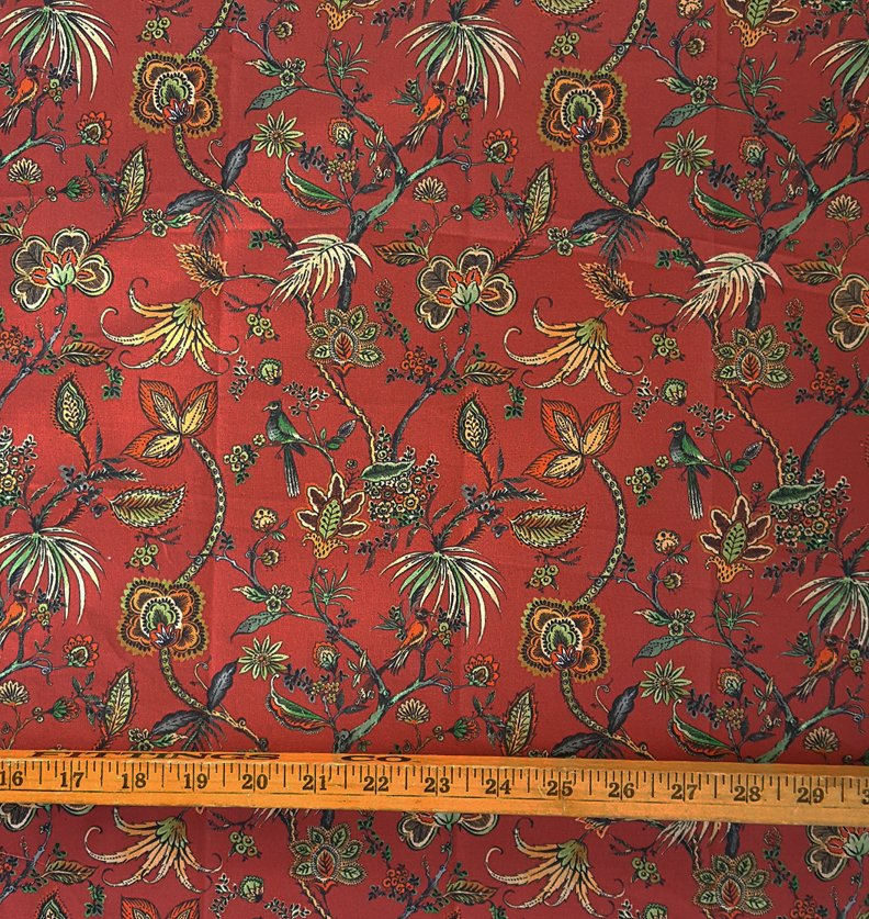 Acrylic Coated Valdrome Darjeeling Fabric #600