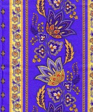 Blue Lisa quilt piece #30