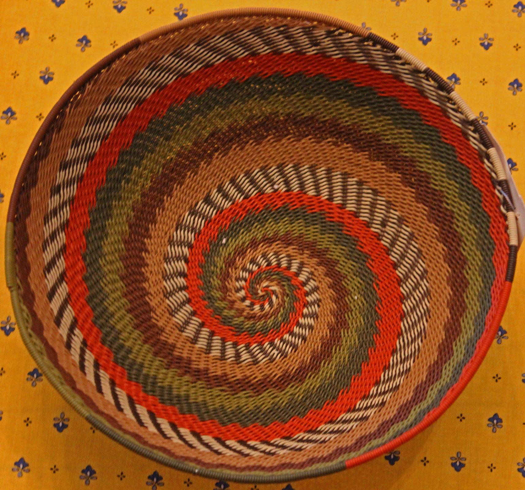 8.5 Telephone Wire Basket #045