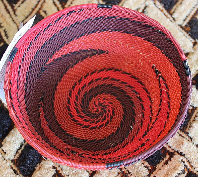 5.5 Telephone Wire Basket #062