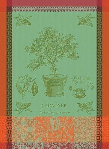 Garnier-Thiebaut Cocao Tree Towel