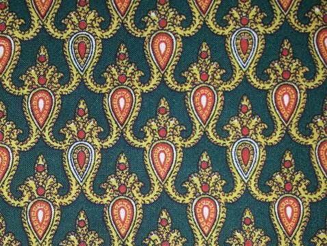 Souleiado Traditional print (Green)