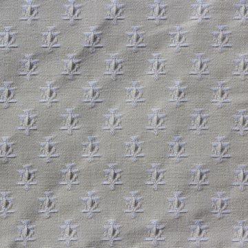 Souleiado cream upholstery fabric