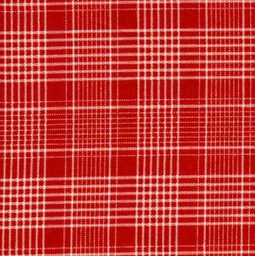 Souleiado red Languedoc fabric (France)