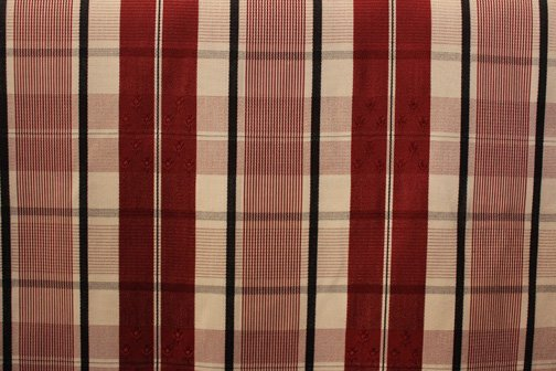 Souleiado Roussillon upholstery fabric Red
