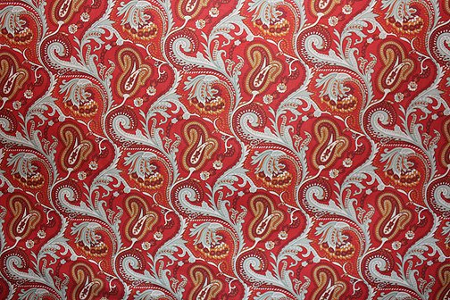 Souleiado upholstery fabric France #12
