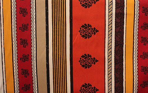 Souleiado upholstery fabric France #15