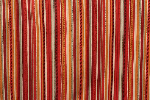 Souleiado striped upholstery fabric France #16