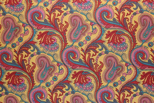 Souleiado upholstery fabric France #9