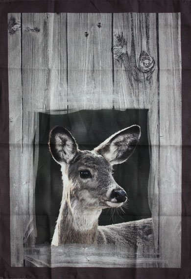 STOF Deer tea towel
