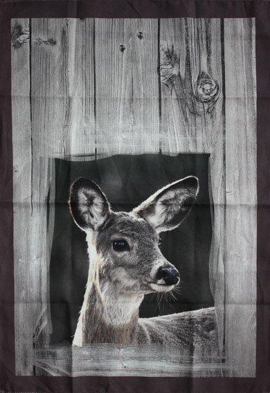 STOF Deer tea towel
